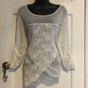 LOLA MADE IN ITALY Delicate Sweater